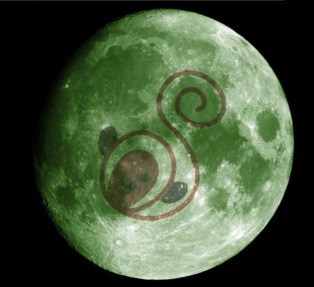 Green_moon monkey