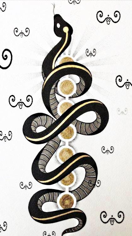 last snake year